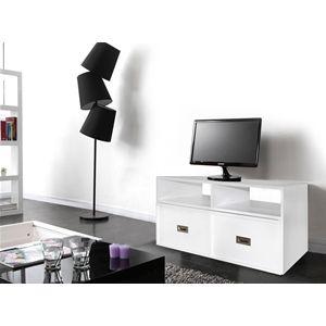 Splendido tavolino tavolo da salotto, porta tv bianco e nero. Ideale per la zona giorno, si adatta perfettamente ad ogni ambiente della vostra casa.  #shabby #chic #furniture #home #house #design #interior #interiors #restyling #style #makeover #vintage #retro #white #wood #beige #grey #tutorial #idea #ideas #diy #black #friday #blackfriday #cyber #monday #cybermonday #sale #sales #sconti #mobili #arredamento #mobiletto #mobiletti #tavolo #tavolino #modern #moderno #tv #salotto #living #room
