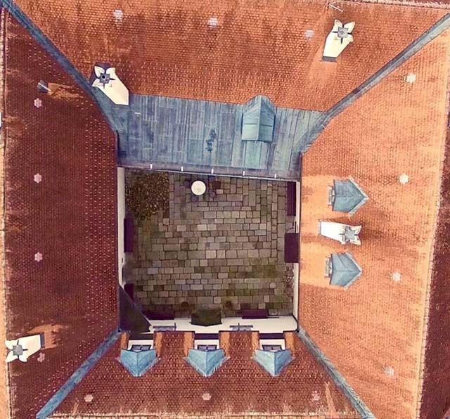 Zámek Červená Lhota #dronephotography
