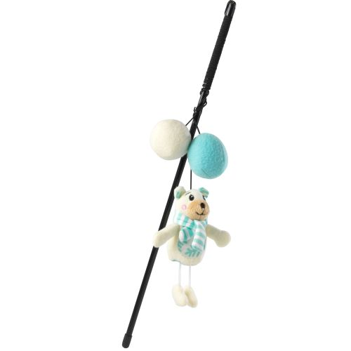 House of Paws Let It Snow Cat Wand