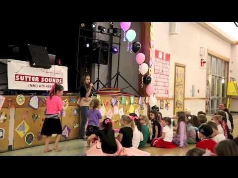 """""""Sock Hop"""" Sierra Hills School Family Fun Night"""