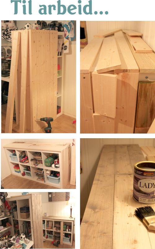 En Vintage Drøm: Ikea Hacking - DIY