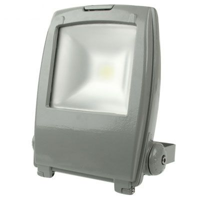 [USD26.18] [EUR23.47] [GBP19.00] 30W Waterproof Warm White LED Floodlight Lamp, AC 85-265V, Luminous Flux: 2400lm-2700lm