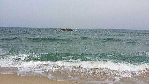 강릉 경포해변