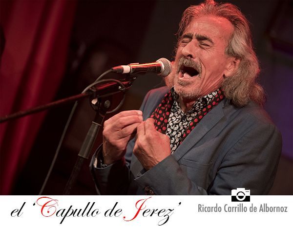 Salgo al balcón con mi bandera de lunares y declaro al 'Capullo de Jerez'  : ¡Patrimonio  Flamenco 'Impar' de la Humanidad!.