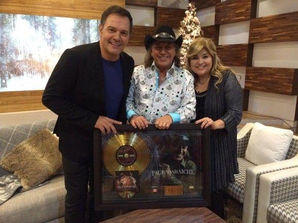 Un disque d'or pour Laisse-moi te dire de Paul Daraîche | HollywoodPQ.com