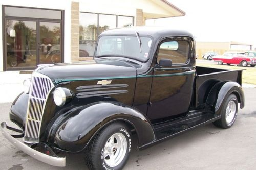 1937 chevy half ton pickup truck dad say 39 s ours was a tan color cars my family had. Black Bedroom Furniture Sets. Home Design Ideas