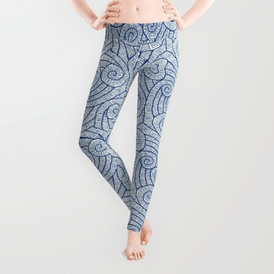 La Corriente Leggings