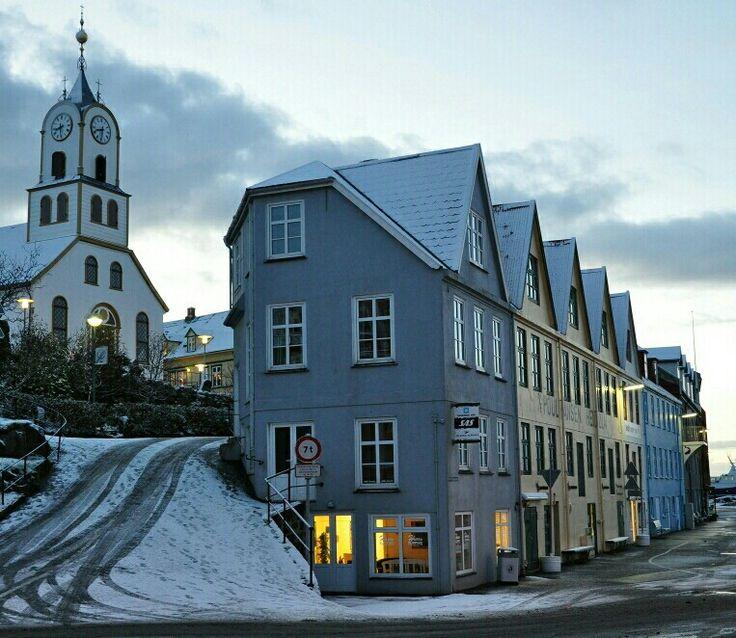 Torshavn, Faroe Islands.