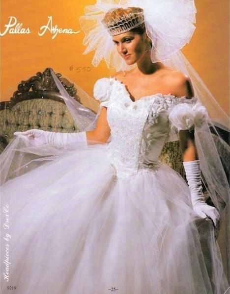 Crazy Bride Dresses Fashion