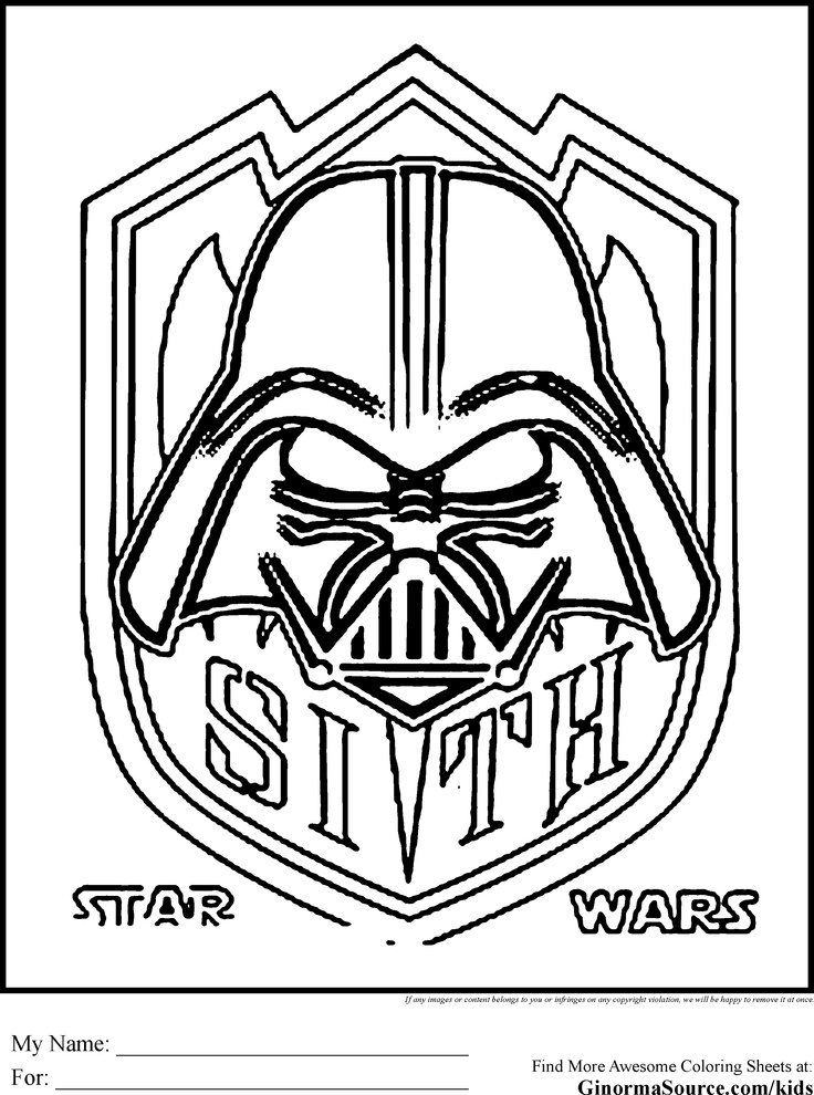 147 best images about coloriage star wars on pinterest - Dessin stars wars ...