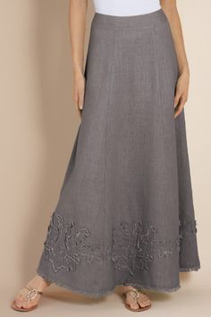 long summer skirts for petites - Google Search
