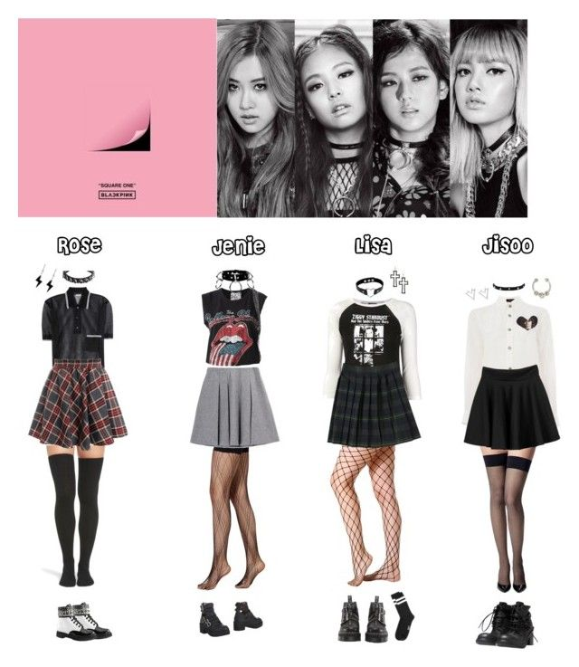 68 best Blackpink outfits images on Pinterest | Pink outfits Clothing styles and Fashion styles
