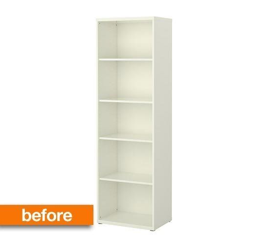 Before & After:  IKEA Hack Makes the BESTA Even Better