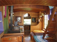 House-truck Accommodation in Golden Bay