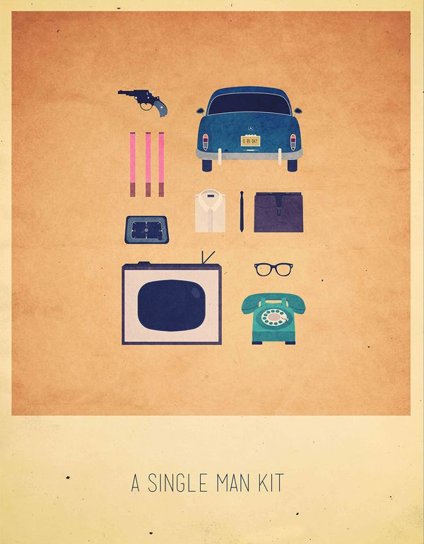 A single man kit