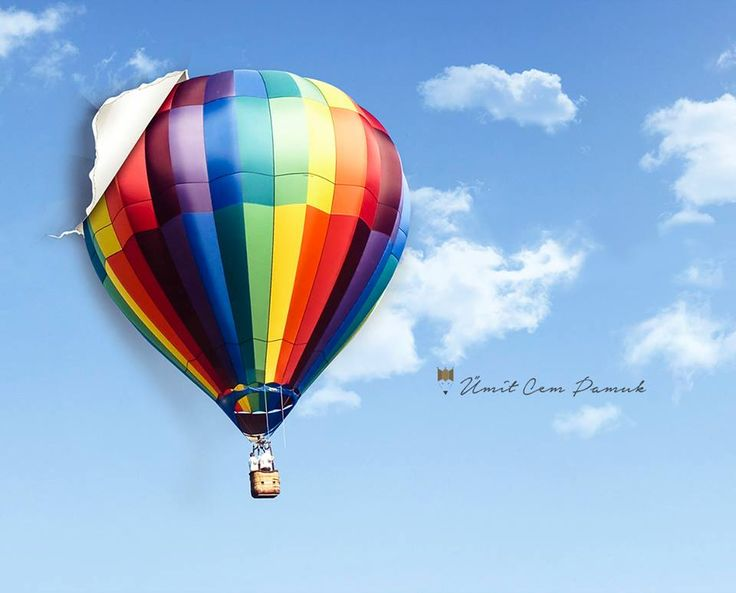 #balloon #air #ümitcempamuk #manipulation #photo #photoshop
