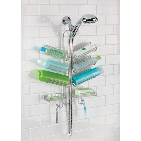 Les 25 meilleures id es concernant serviteur de douche sur pinterest stocka - Etagere pour douche italienne ...
