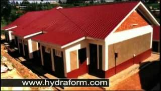 Hydraform TV Ad.