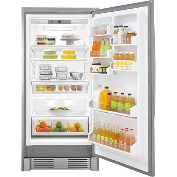 Frigidaire Gallery 19 Cu. Ft. All Refrigerator - costco $1549.99
