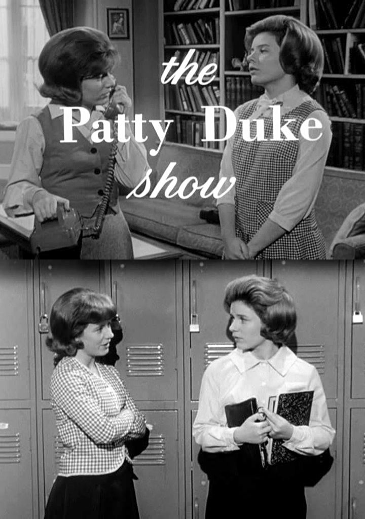 Patty Duke as Patty & Cathy Lane on The Patty Duke Show (1963-66, ABC) I didn't watch this show until it was long into reruns but I liked this show.