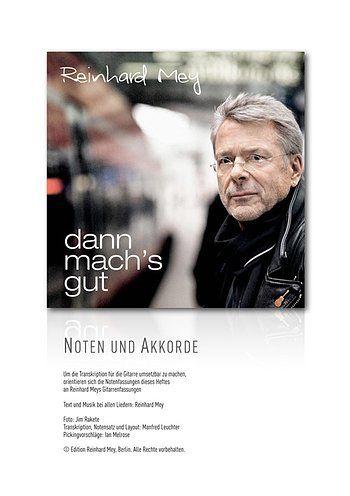 Edition Reinhard Mey-Noten für Alle!
