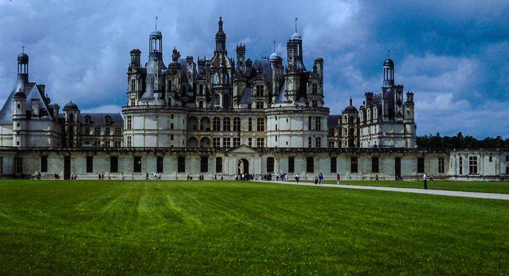 Chambord - Il castello