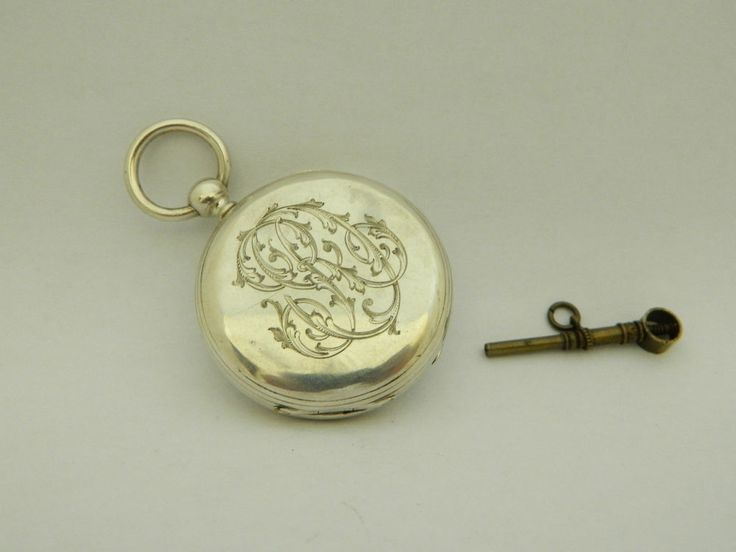 Visitate il mio negozio: http://www.ebay.it/sch/jumanantic/m.html orologio da tasca argento funzionant silver pocket watch working