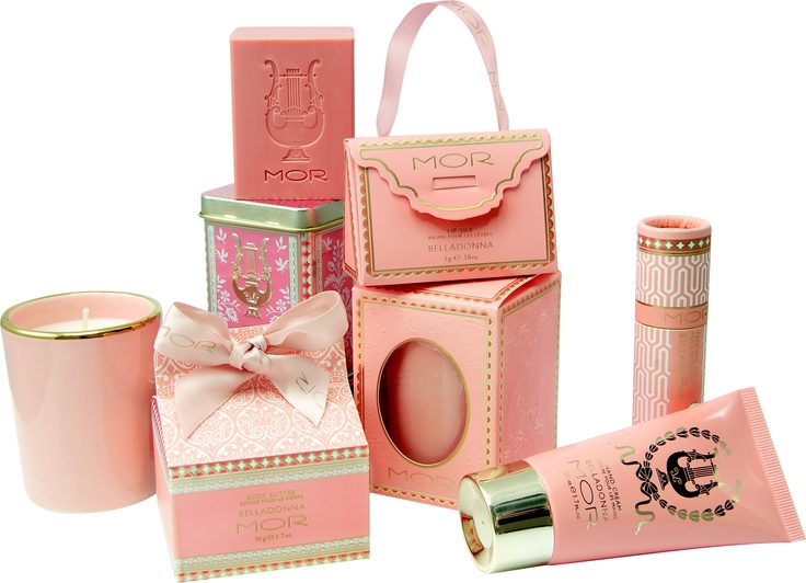 Bella Donna Little Luxuries Display