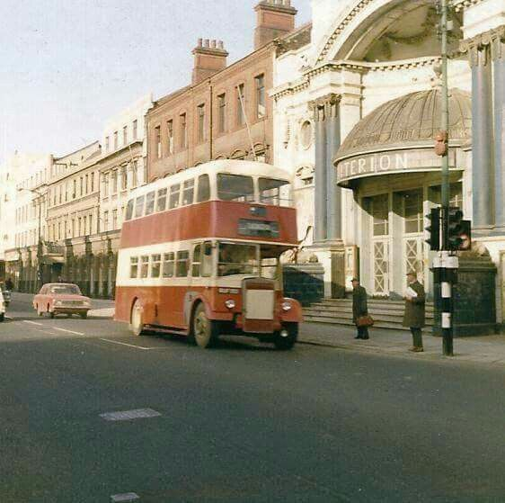 Criterion, Kingston Upon Hull. Remember dad takes mg me and my sister here on many occasions.