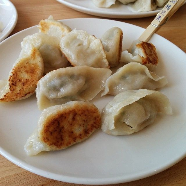"""""""The Dumpling Bowl on Somerset is the city's only dedicated dumpling eatery. Formerly a bubble tea shop, its new owners renovated and serve Chinese dumplings, handmade with hot water and wheat flour dough wrappers. Enjoy the meat-filled and vegetarian dumplings, boiled or pan fried with a gentle touch of chilli oil and soy."""" - #OttawaInsider @foodiePrints. For more information on Culinary hotspots in Ottawa, visit www.ottawatourism.ca."""