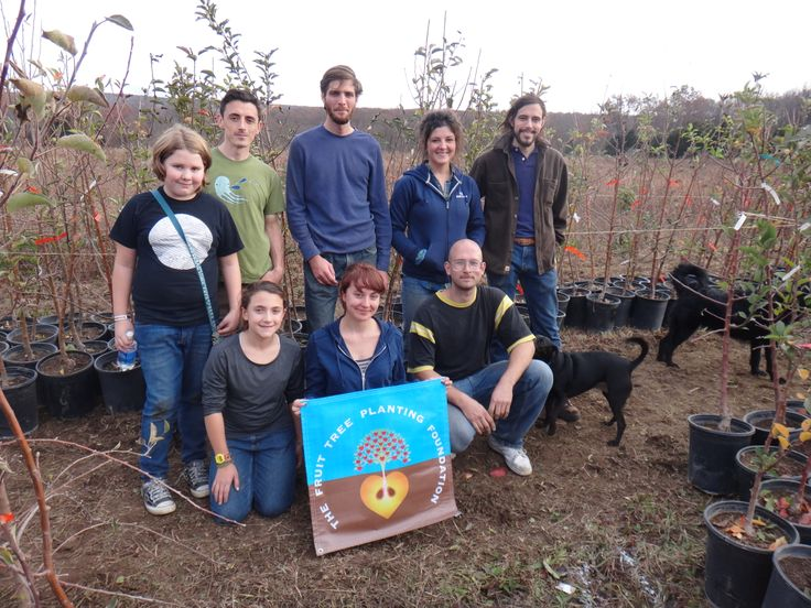 Thanks to the generous support of #Davines and its partner salons across North America, through a program called Sustainable Beauty Day, FTPF has launched a groundbreaking organic fruit tree nursery in Western Pennsylvania (named Izalco after a sister project in Central America).