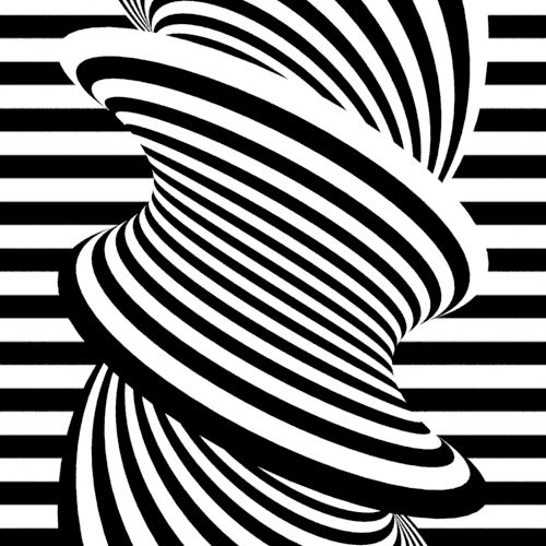 The Hypnotizingly Minimal Gifs of David Dope - mashKULTURE