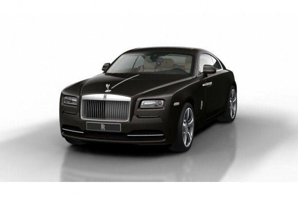 € 417.880,- Wraith 6.6 V12  De meest krachtige en technologisch geavanceerde Rolls-Royce in de geschiedenis. Wraith is een auto voor nieuwsgierige mensen, voor mensen met zelfvertrouwen en durf. Met een vermogen, stijl en drama om de wereld stil te laten staan. Het is een op-en-top verfijnde en luxueuze  Rolls-Royce, een auto waarbij het plezier van het arriveren en van de reis even belangrijk zijn als het canvas waarop het wordt geschilderd.