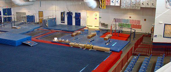 Trousdell Gymnastics Center & Aquatics Centers
