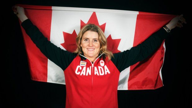 Hayley Wickenheiser to lead Canadian Olympic Team into Fisht Stadium in Sochi Five-time Olympian and four-time medallist named Canada's flag bearer for Opening Ceremony of 2014 Olympic Winter Games.