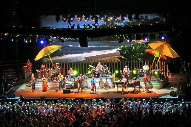 Jimmy buffett concert dates