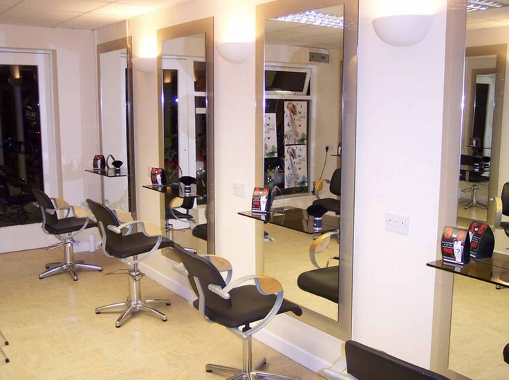 Mirrors for hair dressers