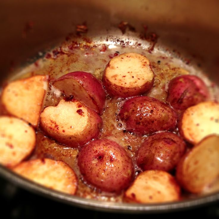 #Chicken Vesuvio #italian #potatoes