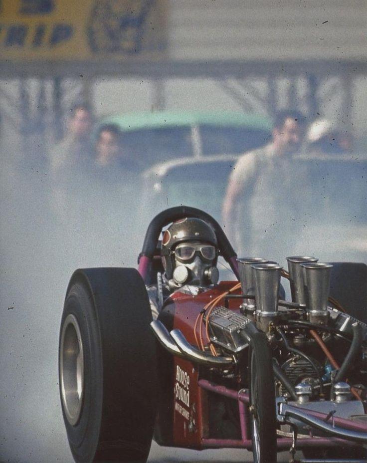 Junior fuel dragsters lions drag strip