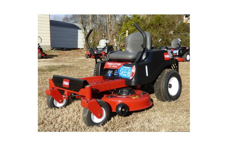 Toro 74721 TimeCutter SS4225 Zero Turn Lawn Mower Review - https://sleequipment.com/news/toro-74721-timecutter-ss4225-zero-turn-lawn-mower-review/