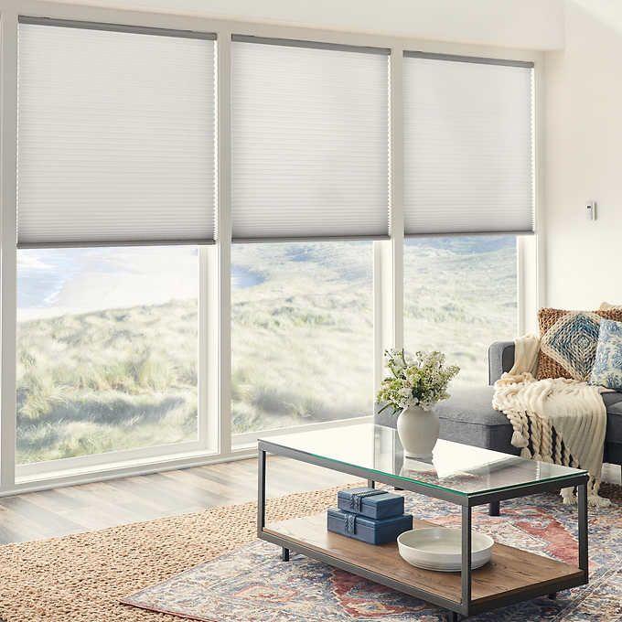 Graber Custom Window Treatments Honeycomb Shades Custom Window