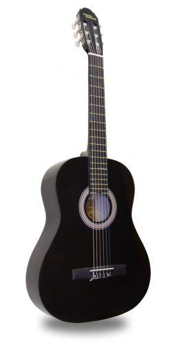 Gitar Klasik Manuel Raymond Siyah MRC375BK :: SEVİLCAN BG