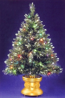 I have had this Fiber Optic Christmas tree for 13 years. It rocks ...