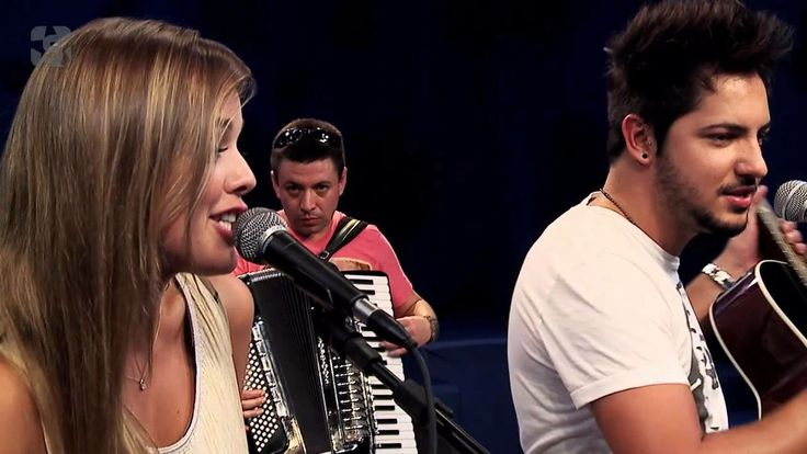 "Thaeme & Thiago em ""Tcha tcha tcha"" no Estúdio Showlivre 2014"