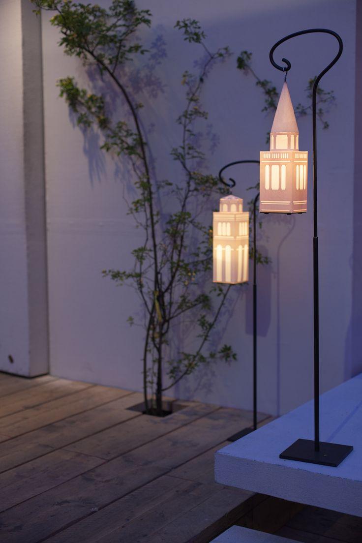 campanili di luce | Viabizzuno progettiamo la luce