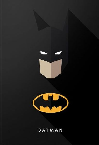 Batman by Moritz Adam Schmitt