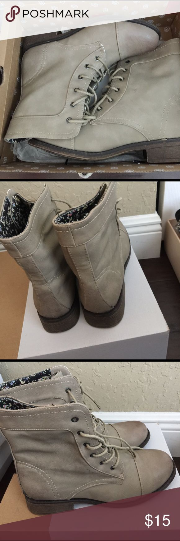 Awesome ankle length booties Super comfortable call it spring ankle height boots Call It Spring Shoes Ankle Boots & Booties