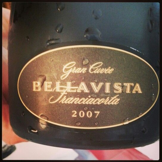 The finest Franciacorta.