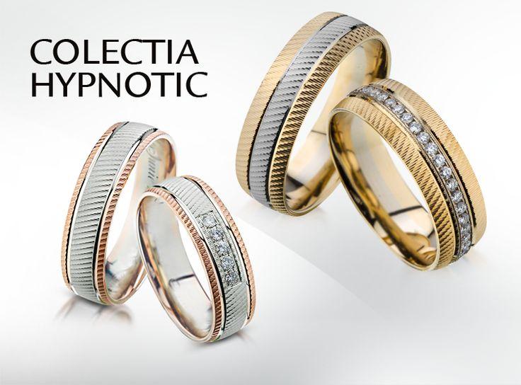Colectia Hypnotic by CORIOLAN #bijuterii de #nunta #perfect #wedding