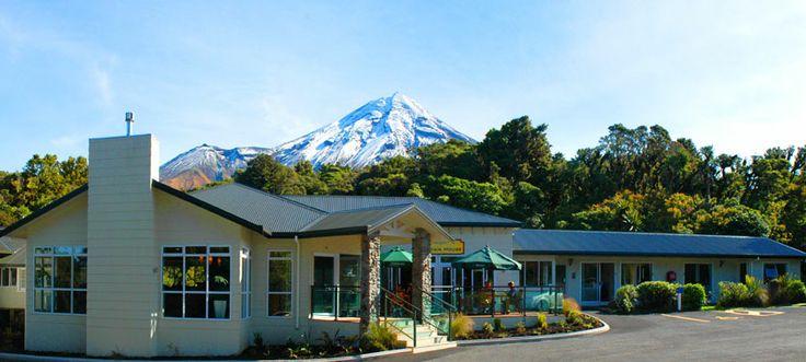 Stratford Mountain House Restaurant & Accomodation, NZ